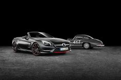 Mercedes-Benz SL Gets the 417 Mille Miglia Package for Geneva