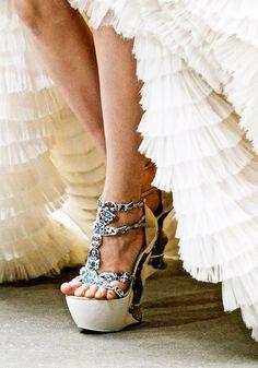 High Fashion Heels <3