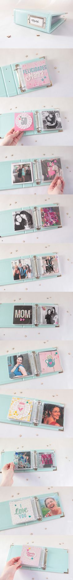 Clear Colours: Mini Album - Mom                                                                                                                                                                                 Más