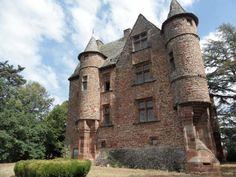 Chateau - Onet-le-Chateau, Aveyron, Midi-Pyrenees