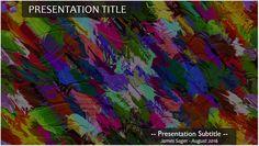 Art PowerPoint Template