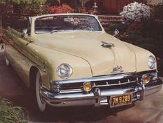 The 1951 Lincoln Cosmopolitan cost $3891.00 and only 857 were built.