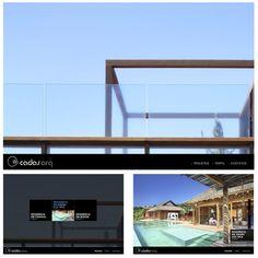 MAI 2009 Cliente: Cadas Arquitetura/ Os projetos assinados por Cadas Abranches vão muito além da beleza estética o que, diga-se de passagem, têm também de sobra. Durante o processo de trabalho, Cadas entende as características e, consequentemente, as necessidades das pessoas e conjuga isso em lindas casas, apartamentos e ambientes comercias. À 6D ele pediu o mesmo, que fizéssemos um website com a cara dele. Ele gostou. www.cadas.com.br >>