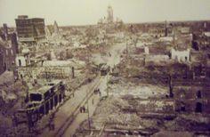 Destruction ca 1916 Great Fire San Francisco Earthquake, Paris Home, Fire Equipment, High School Years, Paris Texas, Chicago Fire, Small Towns, Paths, Paris Skyline