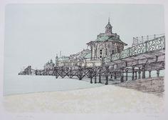 West Pier, Brighton, by Richard Beer