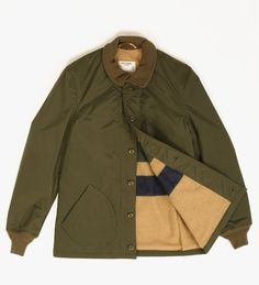 M43 Field Jacket available at Welcome Stranger