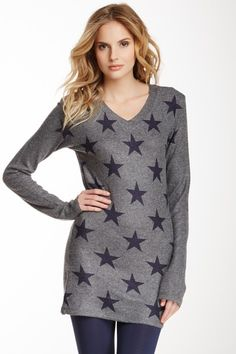Go Couture V-Neck Sweater by Non Specific on @HauteLook