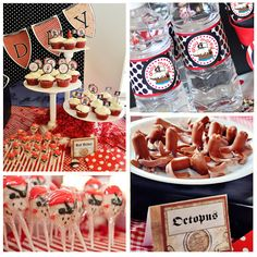 Great pirate party ideas!