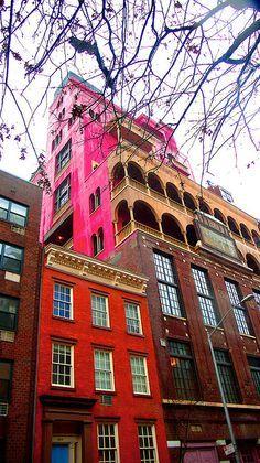 Palazzo Chupi, NYC.