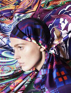 Hermès Spring/Summer 2014 Campaign