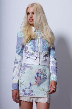 Seahorses by Donatella Versace!!!