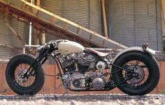 Zero Engineering samurai Bobber bike
