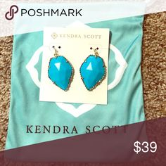 Kendra Scott earrings New! Kendra Scott Jewelry Earrings