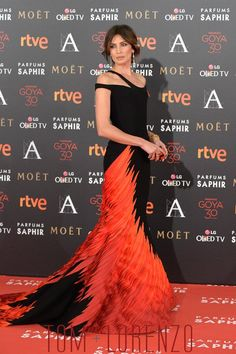 Nieves-Alvarez-Goya-Awards-2016-Red-Carpet-Fashion-Georges-Chakra-Couture-Tom-Lorenzo-Site (4)