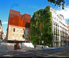 CaixaForum, Madrid. Thanks Green Renaissance.