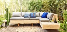 Why Teak Outdoor Garden Furniture? Outdoor Couch, Outdoor Garden Furniture, Garden Chairs, Outdoor Lounge, Outdoor Seating, Outdoor Dining, Outdoor Decor, Chill Lounge, Lounge Sofa
