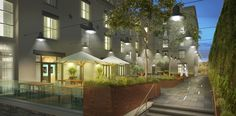 InterContinental Hotels Group (IHG) announces the forthcoming opening of their new Hotel Indigo ® on the waterfront in Old Town Alexandria, Virginia.