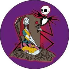 Image result for jack skellington and sally