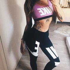 #workout #time #lassesraus @uhlalabeachwear in my way @mcfit_ #getyourperfectbikinibody @nike