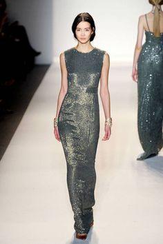 Jenny Packham Fall 2013 runway #NYFW
