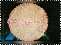 Sugar tree stump. Wedding cake production