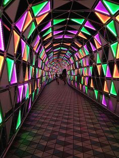 Tokyo Dome city! In winter they hold a brilliant lights festival - must see