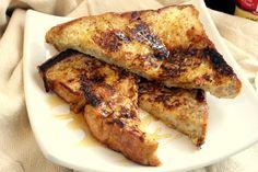 French Toast - Arme Ritter - Fotzelschnitte