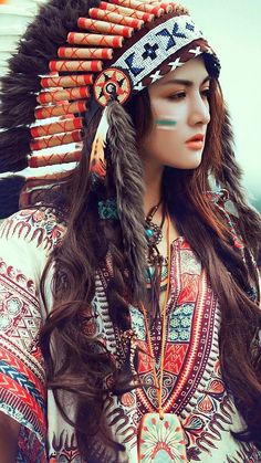 Fox with rou native indian native american girls, native ame American Indian Girl, Native American Girls, Native American Beauty, Indian Girls, American History, Eagle American, American Symbols, American Indians, Red Indian