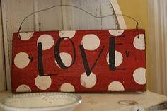 polka dot love