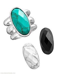 Change of Art Ring, Rings - Silpada Designs