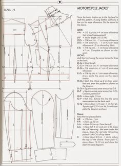 Tailleur patterns pesquisa google sewing patterns for Il modellismo burgo