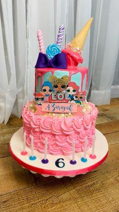 Birthday Cake Wine, Baby Girl Birthday Cake, Funny Birthday Cakes, Bithday Cake, Adult Birthday Cakes, Birthday Ideas, Cake Decorating Designs, Cake Decorating Techniques, Cake Designs