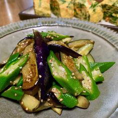 Japanese Food, Pickles, Asparagus, Cucumber, Zucchini, Meals, Vegetables, Cooking, Kitchen