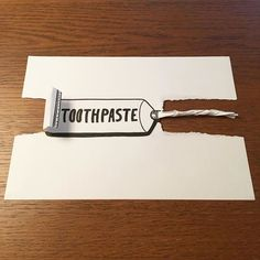 L'illustrateur danois HuskMitNavn nous prouve qu'avec beaucoup d'imagination, un simple stylo et une feuille de papier on peut réaliser des oeuvres aussi mignonnes qu'humoristiques. Vous pensez que le papier est trop limitatif dans la création ? HuskMitNavn va vous faire changer d'avis ! Il dessine sur la feuille puis pour donner vie à ses sujets, il déchire, plie, froisse une partie de la feuille et le résultant est bluffant ! D'un simple dessin en deux dimensions, HuskMitNavn offre...