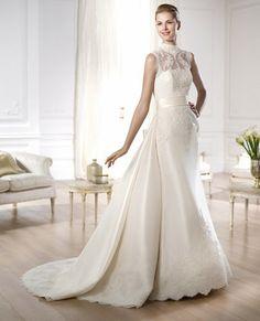 vestido de #noiva coleção #pronovias #costura ONDRA #casarcomgosto