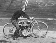Blood On The Tracks: Insane Board Track Racing Of The Early 1900s [27 Photos] – The Roosevelts