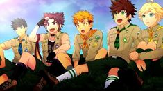 Camp Buddy, Sounds Of Birds, Look At The Sky, Invader Zim, Camping Games, Boyxboy, Sasuke Uchiha, Animes Wallpapers, His Eyes