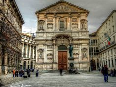 Piazza San Fedele Milano Louvre, Explore, Milano, Bella, Building, Travel, Italy, Construction, Trips