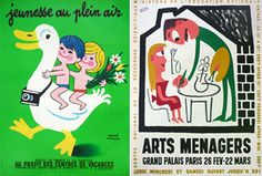 Gorgeous free printables from Galerie Montmartre!