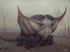 CREATURES AND BEASTS - The portfolio of Ian Joyner - Online portfolio of Ian Joyner