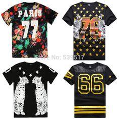 I want the Paris Shirt !