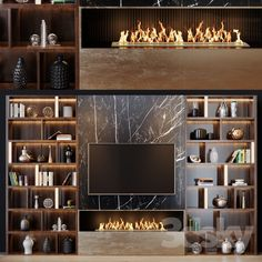 models: Other - tv set 85 - models: Other – tv set 85 - Modern Tv Cabinet, Tv Cabinet Design, Tv Wall Design, Set Design, Living Room Wall Units, Ikea Living Room, Modern Tv Room, Living Room Modern, Home Room Design