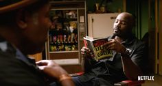The Luke Cage Syllabus: A Breakdown of All the Black Literature Featured in Netflix's Luke Cage