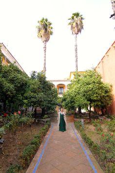 Alcazar Seville Gardens Palace Blog Photos Guide