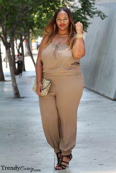 Plus Size Fashion  - trendycurvy.com