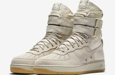 Release Date: Nike Special Field Air Force 1 String