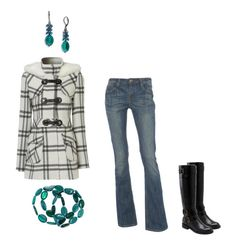 Everyday Teal by laur-girl on Polyvore featuring polyvore fashion style Active Jane Norman Dorothy Perkins Enzo Angiolini Kaliko Dabby Reid Cheap Monday clothing