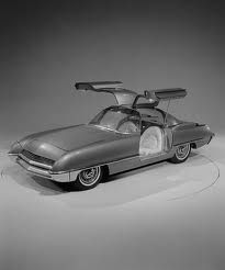 Ford Cougar 406 Concept Car , 1962