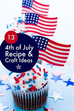 Independence Day 4th of July Crafts & Recipes