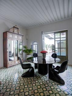 18. Dining Room   Riad Mena & Beyond